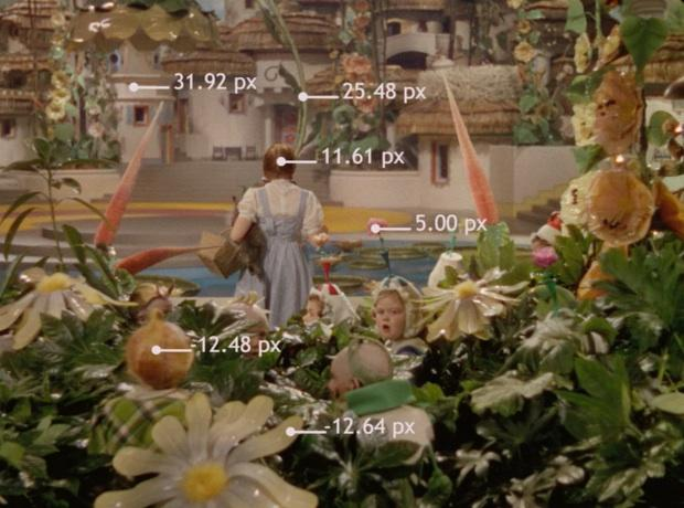 """Warner Bros. collaborated with Prime Focus to convert """"The Wizard of Oz""""  to 3-D, creating a depth map of each frame to construct stereo imagery  and determine distances from the viewer's vantage point."""