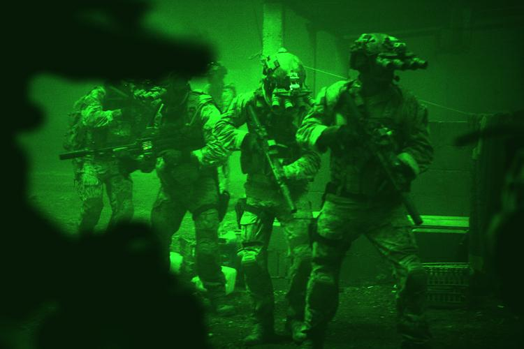 """""""Zero Dark Thirty,"""" which has won several critic awards and is under consideration for a Best Picture Oscar, is under review by the Senate Intelligence Committee. The panel is reviewing the contacts of the filmmakers, director Kathryn Bigelow and screenwriter Mark Boal."""
