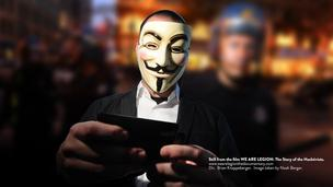 Anonymous first came onto Knappenberger's radar when the group organized protests against the Church of Scientology in 2008.