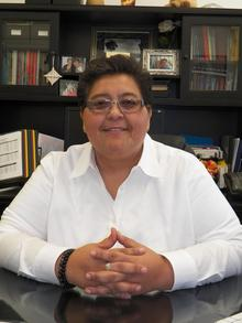 photo of Veronica Arreguin