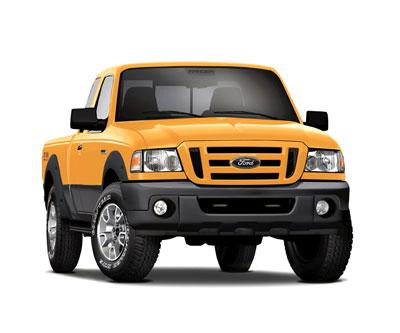 1. Ford: 8,710 cars sold