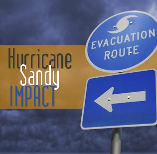 Hurricane Sandy closes U.S. equities markets for the first time since 9/11.