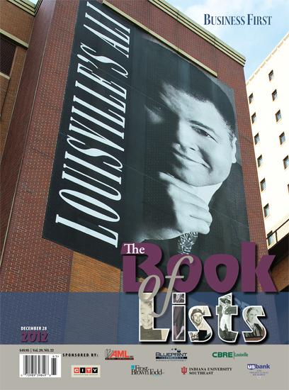 All of Business First's 2012 lists are included in the Book of Lists, which was distributed with the Dec. 28 print edition of Business First.