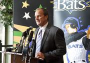 "Louisville Bats manager Jim Riggleman said improvements at Wrigley Field are ""probably needed,"" given that it is the second oldest venue in Major League Basebal."