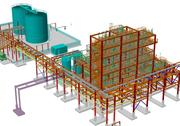 Chemical & Industrial Engineering Inc., ranked No. 1 on the list, created a 3-D model of a chemical plant for Hunt Refining Co.'s Black Warrior Project in Tuscaloosa, Ala. Chemical & Industrial Engineering provided the engineering design for the DMS plant.