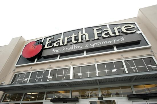 A new Earth Fare store in Louisville, Ky.    Look through the photos to see more of Earth Fare.