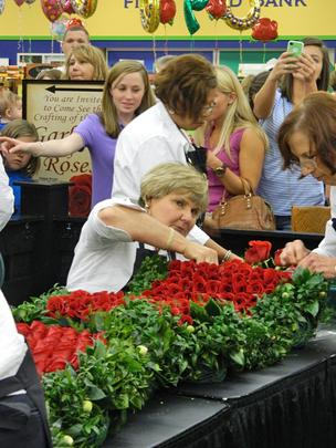 Kentucky Derby 2012 Kroger Garland of Roses