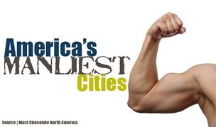 America's Manliest Cities