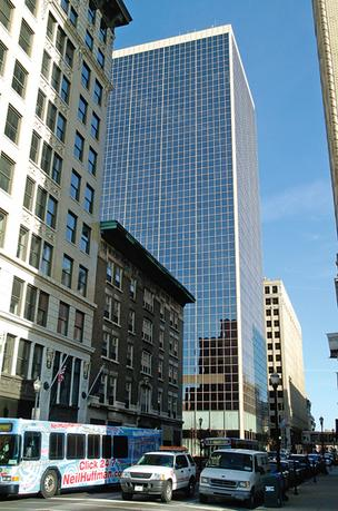 Louisville's tallest buildings
