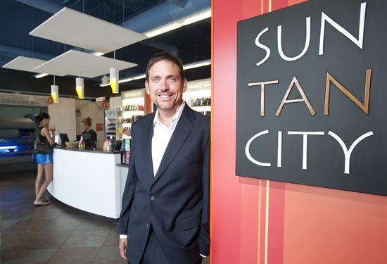 """We're proud that our company and so many of its employees have Kentucky roots,"" said Rick Kueber, CEO of STC Management and Sun Tan City."