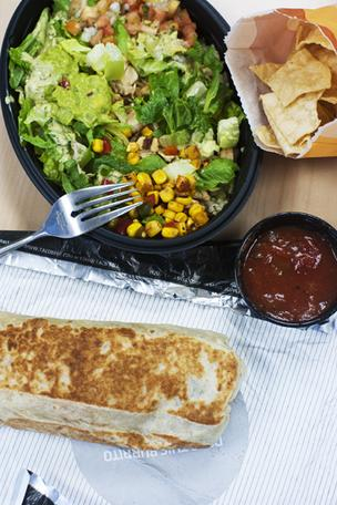 Chipotle, Taco Bell go head to head
