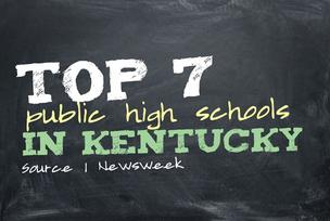Kentucky boasts nation's top-ranked public school