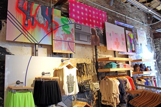 The new Urban Outfitters opened Thursday at Scottsdale Quarter.