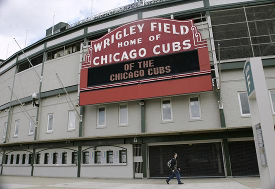 The Chicago Cubs have proposed a $300 million plan to renovate Wrigley, where Louisville Bats manager Jim Riggleman once coached.