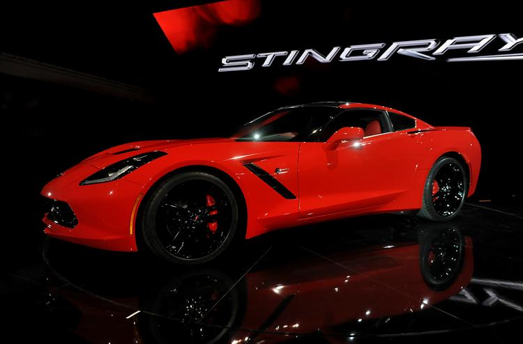 The 2014 Chevrolet Corvette Stingray was unveiled at the 2013 North American International Auto Show in Detroit earlier this month.