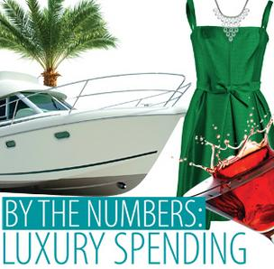 Luxury spending 2012