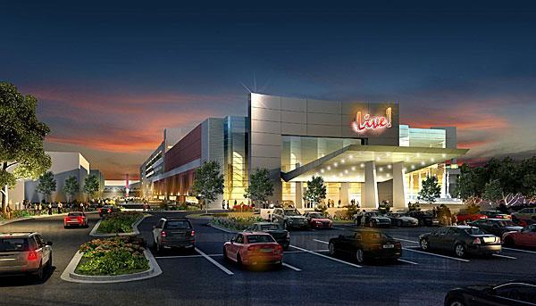 Cordish To Break Ground On Arundel Casino This Week Baltimore Business Journal
