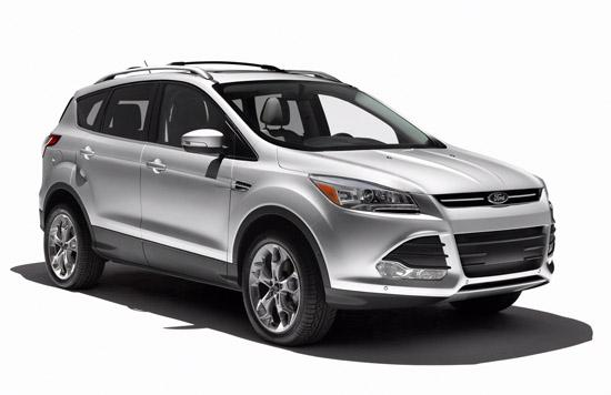 The Louisville-made Ford Escape model was the fastest-turning vehicle at Ford dealers nationwide in August.