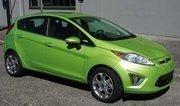 No. 75 - Ford Fiesta. Sales: 56,775.