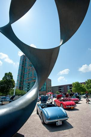 Austin Healey Conclave Louisville Kentucky