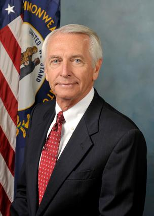 Steve Beshear talks about Medicaid contract