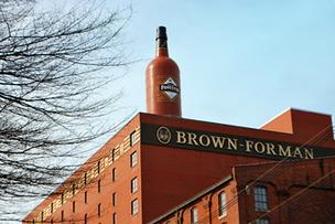 Brown-Forman posts lower 3Q earnings