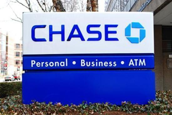 Chase bank is the third largest bank operating in the Dayton region.