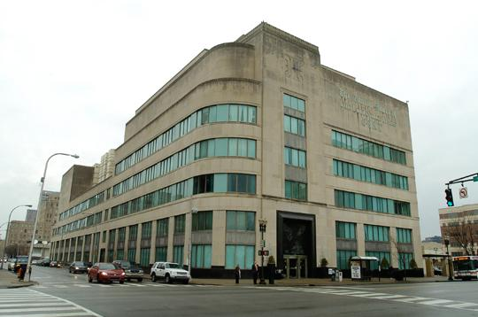 The Courier-Journal, based at Sixth Street and Broadway, is owned by Gannett Co.