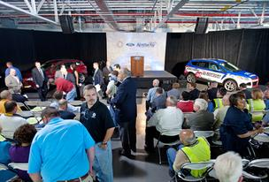 2013 Ford Escape launch