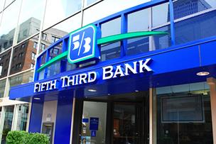 Fifth Third (Nasdaq: FITB) posted net income of $421 million, or 45 cents per share.