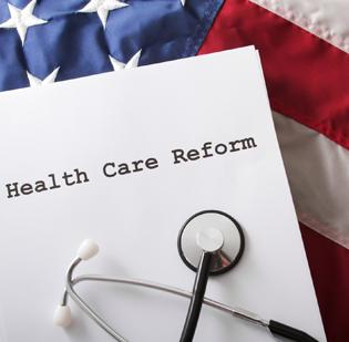 The health care reform law goes into full effect in 2014.