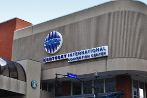 A consultant will study the possibility of expanding the Kentucky International Convention Center.