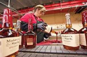 Maker's Mark is lowering the alcohol content of its iconic bourbon brand as a result of increased demand.