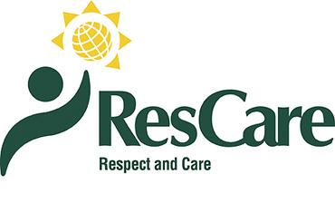 ResCare plans to lay off 117 workers in connection with the change, but they will be offered their same positions with another company.