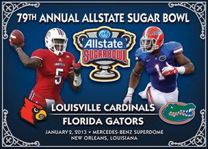 The Allstate Sugar Bowl was the highest-rated ESPN bowl game telecast in Louisville on record (back to 2000), with a 28.4 average rating.