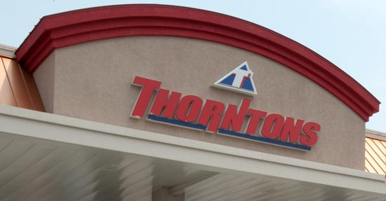 Thornton's Inc. has been revamping its bakery selections.