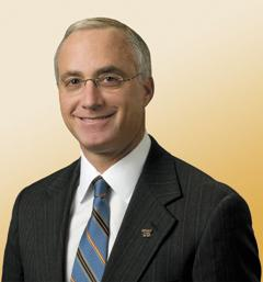 Republic Bancorp chairman and CEO Steve Trager is on the board of overseers for U of L.