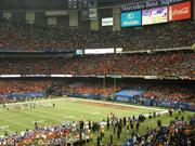 The 2013 Sugar Bowl had the lowest attendance since 1939.