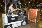 UPS starts shipments of Japan relief