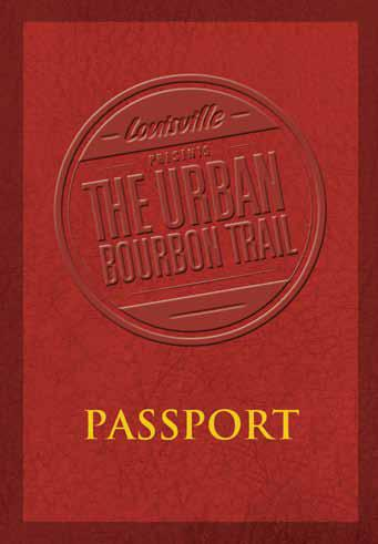 The Louisville Convention & Visitors Bureau has redesigned its Urban Bourbon Trail passport to promote this as Bourbon Country.