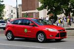 Ford Escape part of new Zipcar fleet