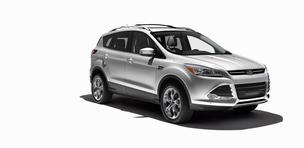 Ford Motor Co. reported that Escape vehicle sales fell 3.9 percent in November.