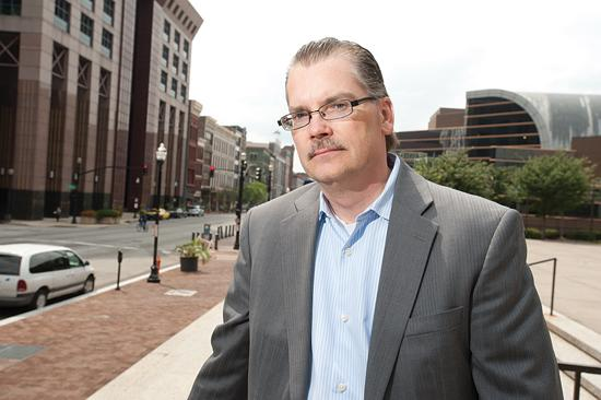 Alan DeLisle came to Louisville in 2009 as executive director of the Downtown Development Corp.