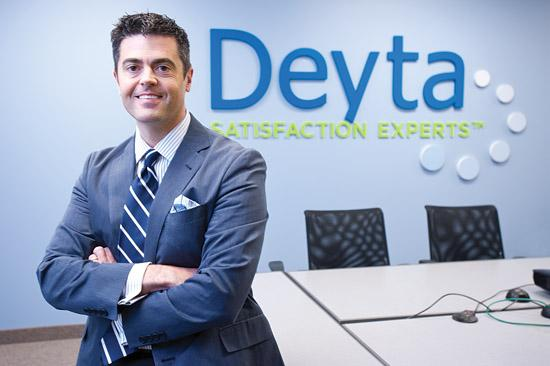 "Deyta president and CEO J. Kevin Porter said in a news release that the acquisition of Amplicare adds ""key talent and experience to our operations and IT divisions."""