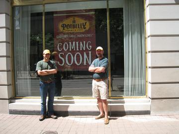 Potbelly eyeing second Louisville location