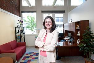 "Cynthia Knapek, president of the Leadership Louisville Center, is shown in the organization's office on West Main Street.   Cynthia Knapek, president, Leadership Louisville Birth date: Nov. 9, 1972 Residence: Indian Hills Hometown: Louisville Husband: Mark Knapek Sons: Tyler, 6, and Trevor, 3 Education: Bachelor's degree in communication, University of Louisville, 1994; master's degree in education administration, University of Louisville, 2010 Favorite movies: Comedies such a ""Anchorman: The Legend of Ron Burgundy,"" ""Old School,"" ""The Money Pit,"" ""Seems Like Old Times"" Favorite television shows: ""Once Upon a Time,"" ""Desperate Housewives,"" ""Frozen Planet"""