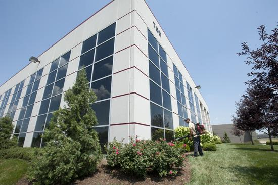 Standard Register plans to create 360 jobs by investing $10 million in this business park in Jeffersonville, Ind.