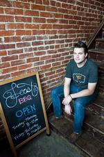 Feast BBQ owner keeps historic elements in renovated space in 1879 building