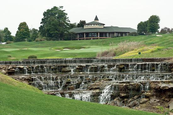 The PGA Championship will be played at Valhalla Golf Course in 2014.