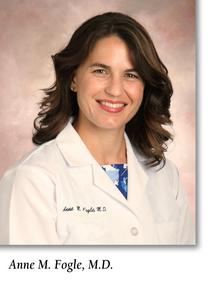 Anne Fogle, M.D.